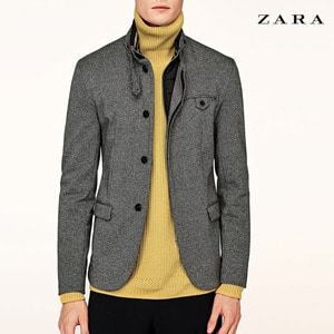 [ZARA] DETACHABLE JK
