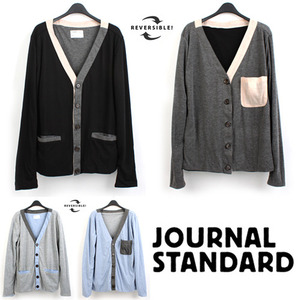 [JOURNAL STANDARD]INHERIT REVERSIBLE CARDIGAN 저널스탠다드 양면가디건