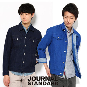 [JOURNAL STANDARD]Color Denim 3RD Jacket 저널스탠다드 컬러데님자켓