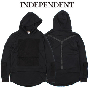 [INDEPENDENT] Arm Pocket Hood 포켓후드