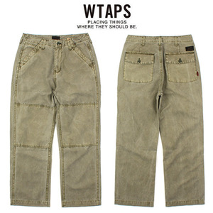 [WTAPS/STOCK] Millitary Washing Pants 밀리터리워싱팬츠
