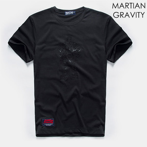 [MARTIAN GRAVITY] ROBOT MG LOGO T