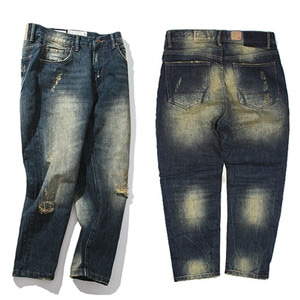 [A.SAINTS/STOCK] RAZOR SUPPER WASHING JEAN