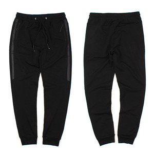 [CLUB FUNNY] JOGGER TRAINING PANTS BK