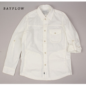 [BAYFLOW] SLIM SHIRTS JK