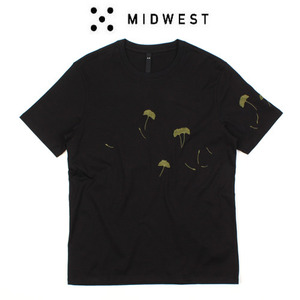 [MIDWEST] Ginkgo Leaf S/S Tee 은행잎티