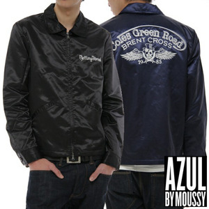 [AZUL] Swing Coach Jacket 자수스윙자켓