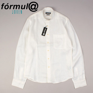 [FOMULA] Linen China L/S Shirts 린넨셔츠