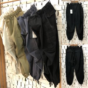 [AUTHENTIC] CARGO STRING JOGGER PANTS 카고조거팬츠